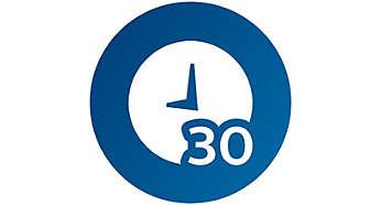 Tubos de larga duración: hasta 30años