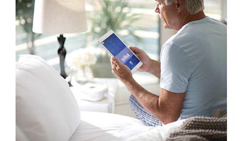 Compatibel met Philips DreamMapper