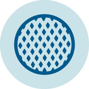 Филтър с микропори блокира всички замърсявания