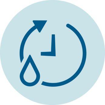 A tisztább víz meghosszabbítja az eszpresszógép élettartamát