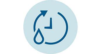 يساعد التنظيف الدوري في إطالة فترة استهلاك قطع إزباد الحليب