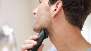 Apare e modele sua barba com seis ferramentas