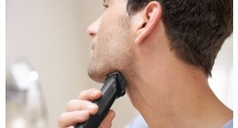 Trim and style your face with 6 tools