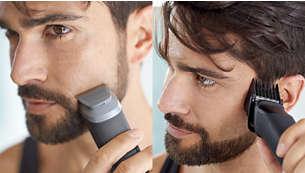 9 työkalua parran, hiusten ja ihokarvojen muotoiluun