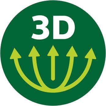 Advanced ProBlend 6 3D blending technology
