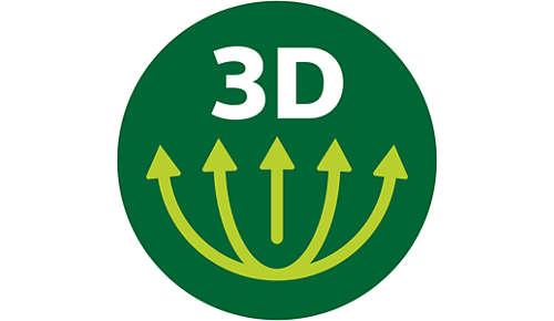 Zaawansowana technologia miksowania ProBlend 6 3D