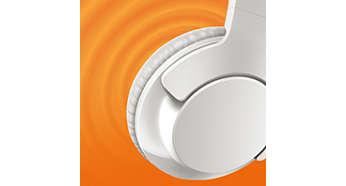 Neodymium-luidsprekers van 40 mm