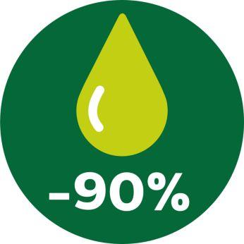 Fritera med lite eller ingen tillsatt olja