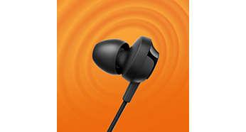 Wydajne przetworniki głośnikowe o średnicy 12,2 mm