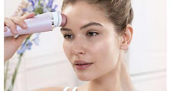Освежаващо подсилване на кожата, което остава за дълго