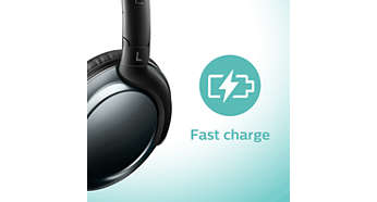 5-minuten Fast Charge-technologie