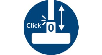 Verrouillage ActiveLock pour une adaptation facile à chaque tâche