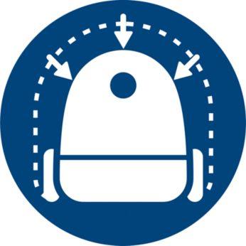 Легкий и компактный прибор для свободы перемещения