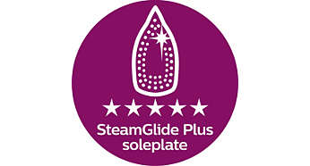 Semelle SteamGlide Plus pour une glisse optimale