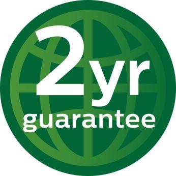 Garanţie internaţională de 2 ani
