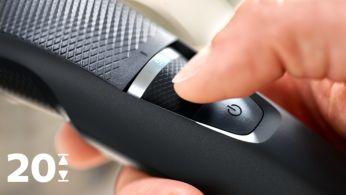 20 заключващи се настройки за дължина, 0,5 – 10 мм с 0,5 мм прецизни настройки