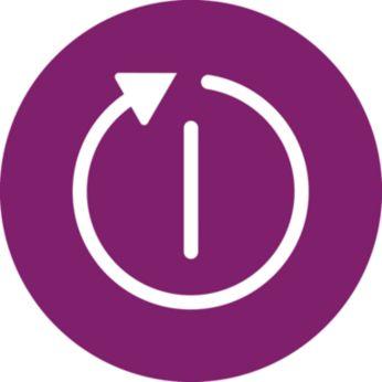 Tự động tắt bàn ủi khi không sử dụng
