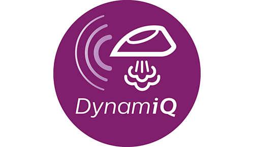 DynamiQ-modus, intelligente stoomafgifte voor perfecte resultaten