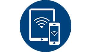 Control total en cualquier lugar y en cualquier momento mediante la aplicación Philips SmartPro