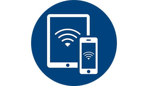 Volledige controle altijd en overal met de Philips Smartpro-app
