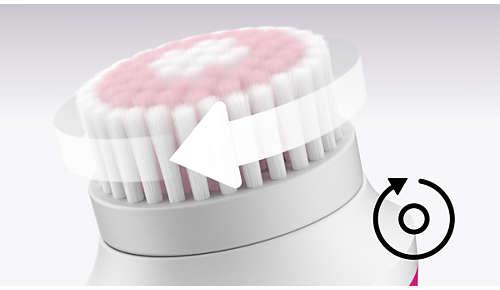 Rotationstechnologie zur Reinigung