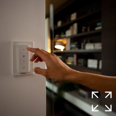 Place the switch anywhere