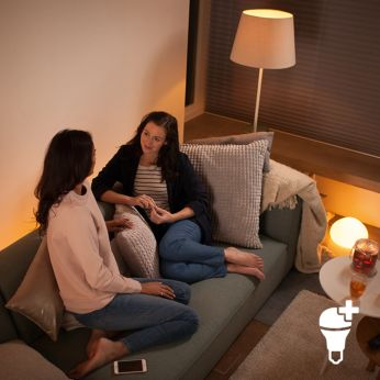 Add up to 50 Philips Hue lights