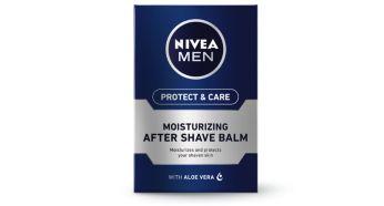 Увлажняет и защищает кожу после бритья