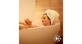 Schaffen Sie Ihr persönliches Ambiente mit warmweiß bis tageslichtweiß