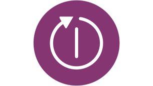 Автоматический переход в режим ожидания— гарантия вашего спокойствия