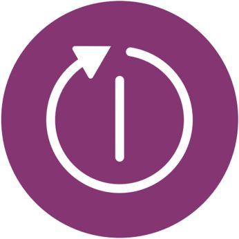 Automatické přepnutí do pohotovostního režimu pro klidnější mysl