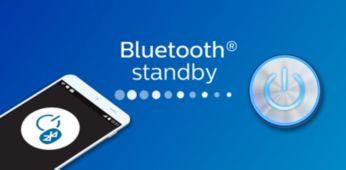 """""""Bluetooth"""" budėjimo režimas visada įjungtas, kad būtų lengva prijungti iš naujo"""