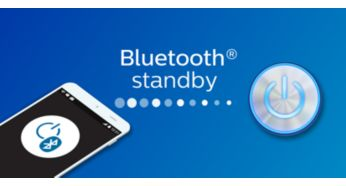 Bluetooth standby mode always on for easy reconnection