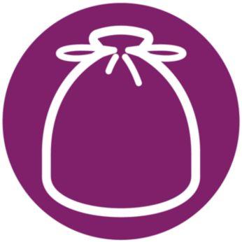 Termoodporna torba ułatwia przechowywanie