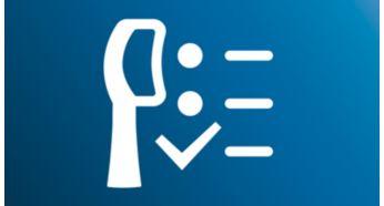 Selecteaza in mod automat modul ideal pentru rezultate perfecte**