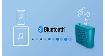 Kabelloses Musik-Streaming über Bluetooth