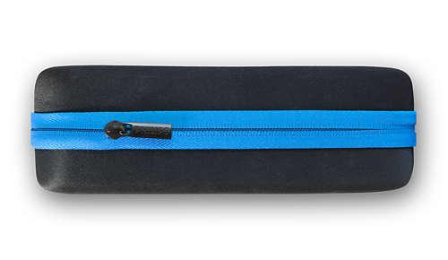 Funda de almacenamiento exclusiva para guardar el cortapelos y los accesorios