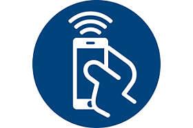 Sledujte, monitorujte a ovládejte zařízení pomocí aplikace pro chytrý telefon