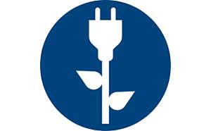 Šetrí energiu a náklady, spotreba menej ako 1 kWh za deň