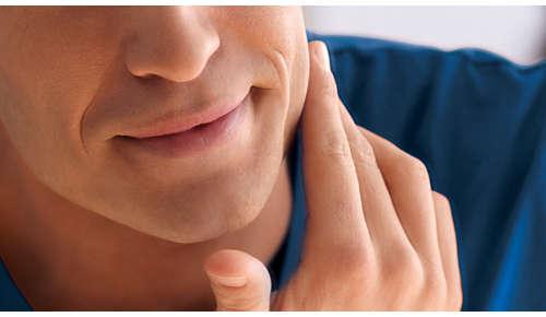 Hautfreundliche Formel