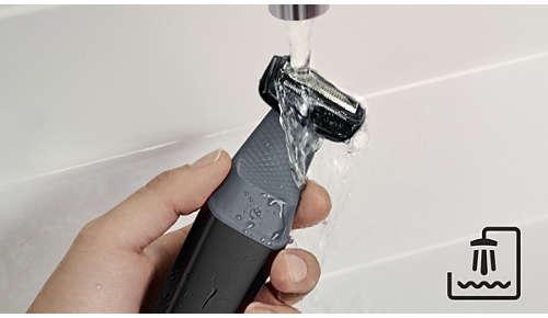 Köp Hudvänlig rakapparat för duschen för trimning av kroppshår ... 989a0c5bb0209