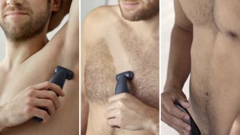 Бръснете или подстригвайте с увереност всички зони по тялото