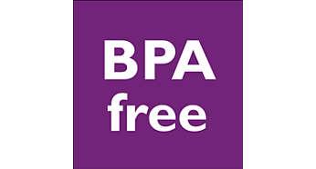 BPA-frei (0% BPA)