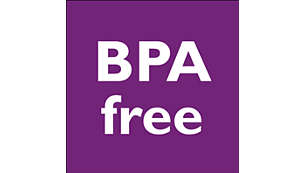 Sans BPA/0% BPA