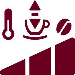 Сохраняйте персональные настройки для любимых кофейных напитков