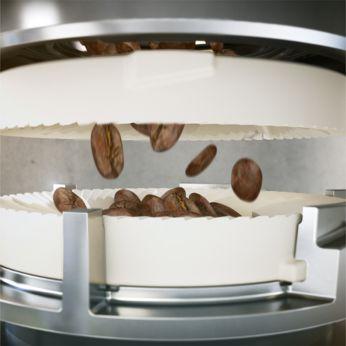 20 000 filiżanek wyśmienitej kawy dzięki trwałym ceramicznym młynkom