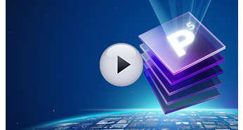 Philips P5-processorn. Perfekta resultat, oavsett källa.