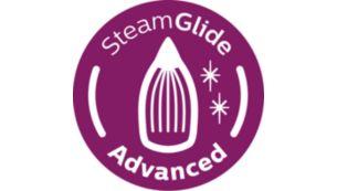 Підошва SteamGlide Advanced плавно ковзає по будь-якій тканині