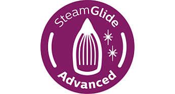 Подошва SteamGlide Advanced для превосходного скольжения по ткани любого типа
