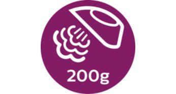 паровой удар до 200г для разглаживания жестких складок